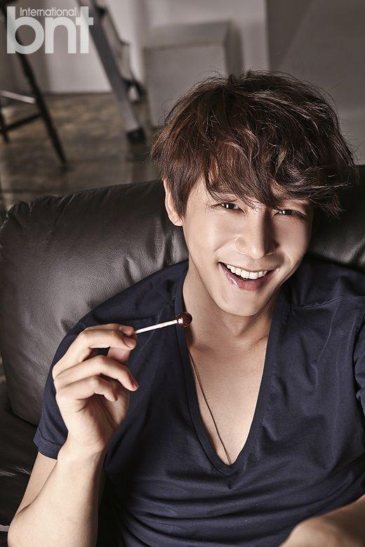 Jin Yi Han - bnt International May 2014