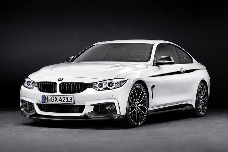 Image of 2014 BMW 4-Series Coupe with M Performance Parts