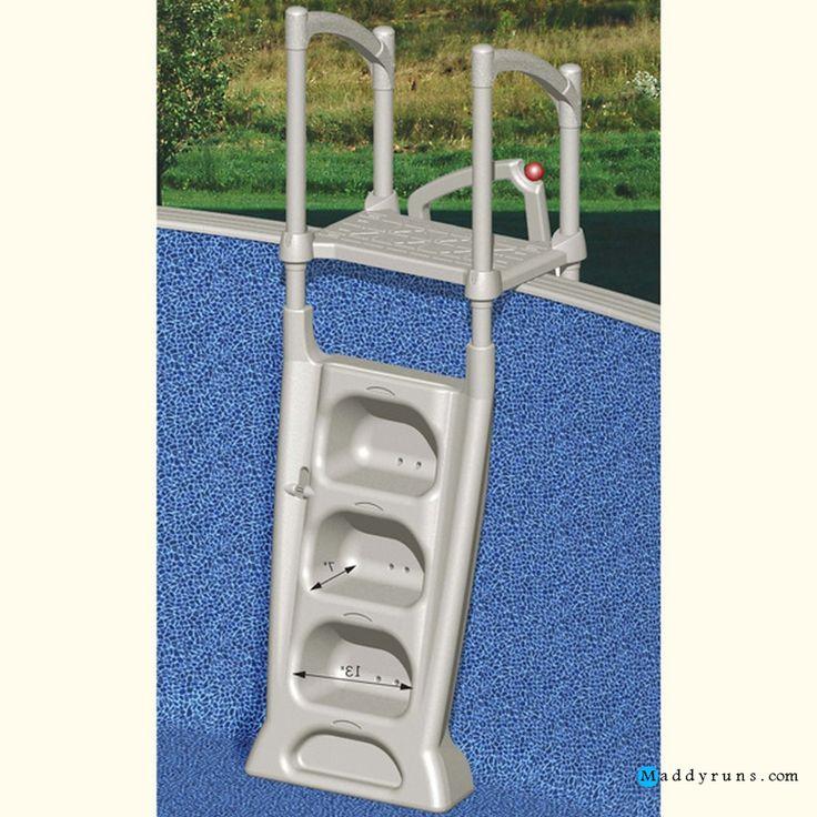 Swimming Pool Pool Supplies Pool Ladder Swimming Pool Ladder Installation Above Ground Pool