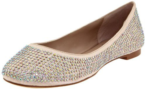 I have seen these at Kohls and Target.Shiny Things, Women I Dreemi, Footwear, Madden Women, Steve Madden Shoes, I Dreemi Ballet, Ballet Flats, Colors Shoes, Crystals Flats