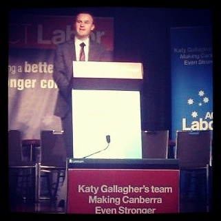 Speaking @ 2012 ACT ALP Conference