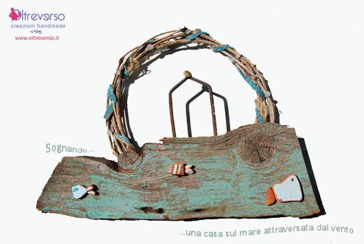 quadro_legno_sassi_casa_mare_diy  www.oltreverso.it