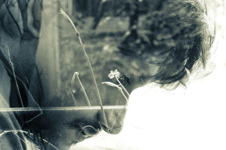 Self Portrait - Multiple exposure by Aravind Bharathy on 500px