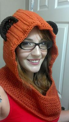 Gorro de Ewok DIY | La Guarida Geek