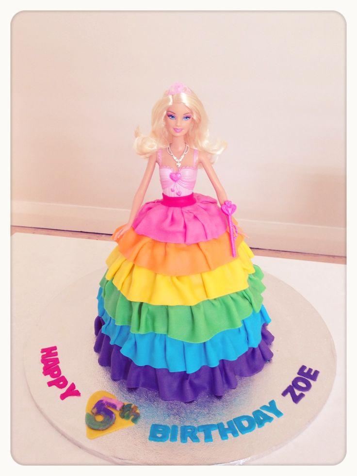 Rainbow dolly varden