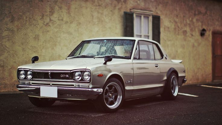 1971 Nissan Skyline 2000GT-R Click the image to download the correct size for your tablet in high resolution