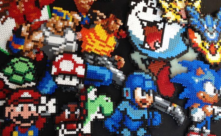 Pixel Art by Obsolete Gaming