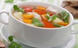 Resep cara membuat sayur sop http://resepjuna.blogspot.com/2016/06/resep-sayur-sop-sederhana.html masakan indonesia