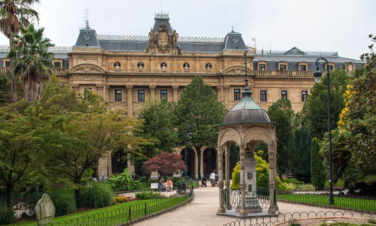 Gipuzkoa Square - San Sebastian