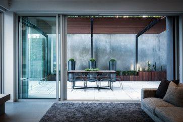 Retaining Wall Australia Contemporary Outdoor Living, Outdoor Furniture, and Outdoor Living Ideas