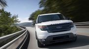 2014 Ford Explorer Sport | The Premium Driving Experience  Visit http://www.fordgreenvalley.com/