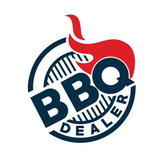 Erstellem eines Logos für einen Grillshop by Avirup