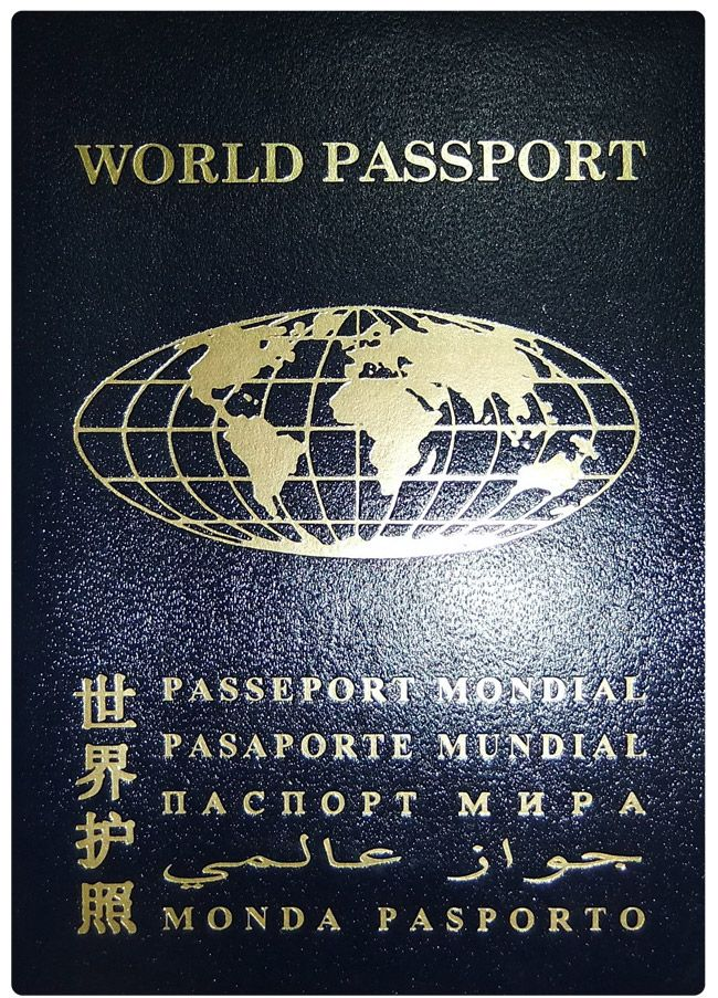 SMALL BOOKLET, BIG ISSUES 1/14/16 Mos Def and the Tenuous Standing of the The World Passport, created in the 1950s as part of a movement toward dismantling national boundaries.