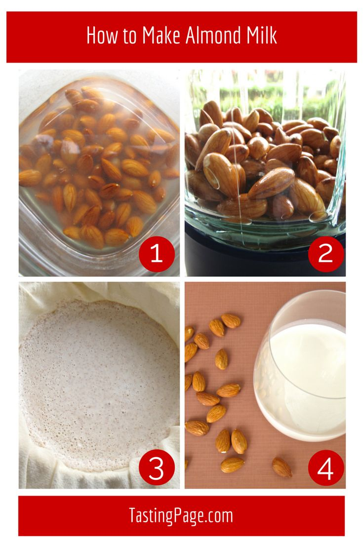 the process of making almond milk Almond pulp is a by-product from making almond milk it is a valuable ingredient and can be used in so many recipes it is a wonderful ingredient for making raw crackers, cookies, breads, tart crusts, and so on.