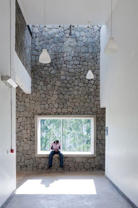 Butaro Hospital by MASS Design Group. Image © Iwan Baan.