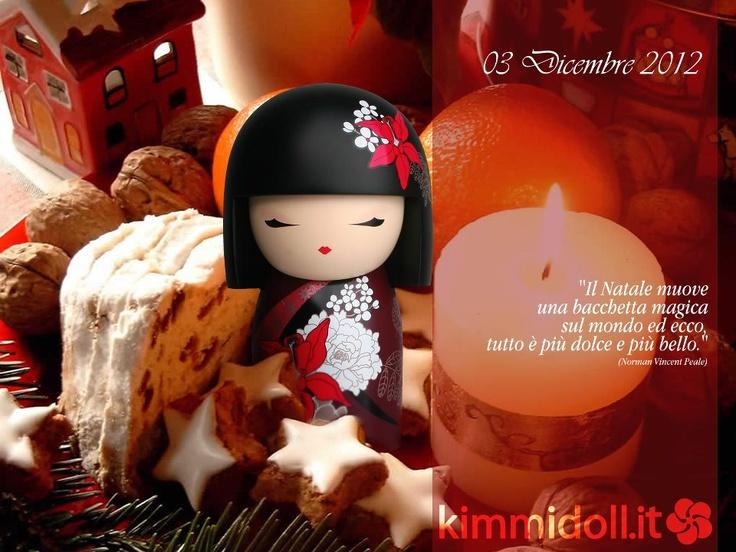 03 Dicembre 2012 #Kimmidoll #Christmas