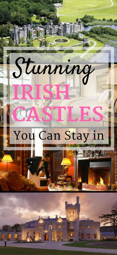 Stay in a luxurious Irish castle or manor house where you can try your hand at a host of Irish outdoor country pursuits.