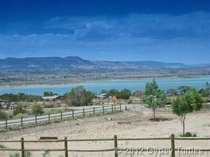 Campground abiquiu lake coe riana new mexico - Independence rv winter garden florida ...