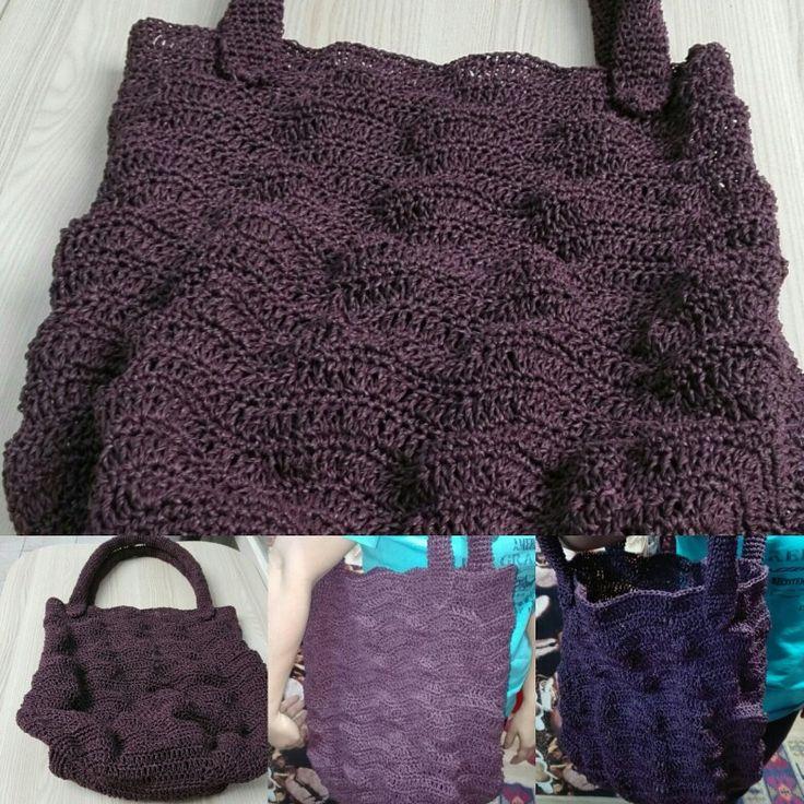 Rafya ipten örgü çanta çeşitleri fiyatları  50 - 150 TL araliginda. İsteyenler benimle irtibata geçebilirler.