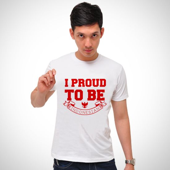 I Proud to be Indonesian V2 dari Tees.co.id oleh SDP Store