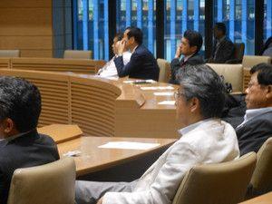 第3回いいくに会、勉強会が第一衆議院会館国際会議室でありました。