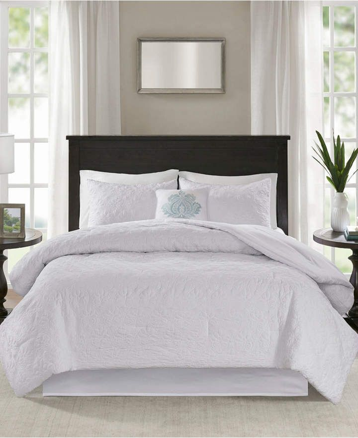 Madison Park Quebec 5 Pc California King Comforter Set Bedding Bedding Sets Comforter Sets King Comforter Sets