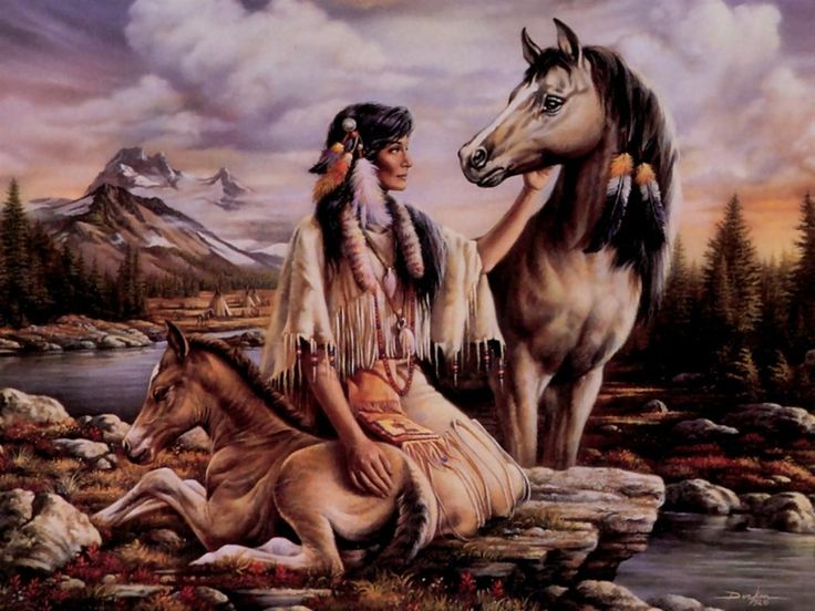 cavalli selvaggi americani al galoppo - Cerca con Google