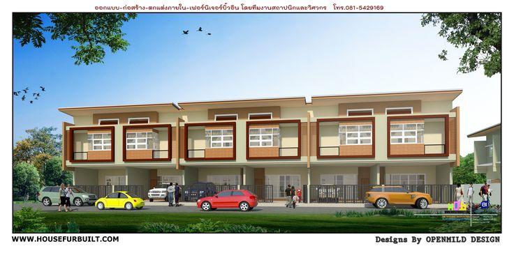 Townhouse 2 story 6 Units