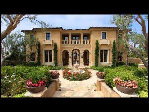 Desain Rumah Romantis Italia