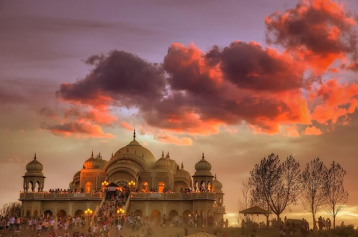 The Sun Sets On The Temple by Michael Bonocore on 500px