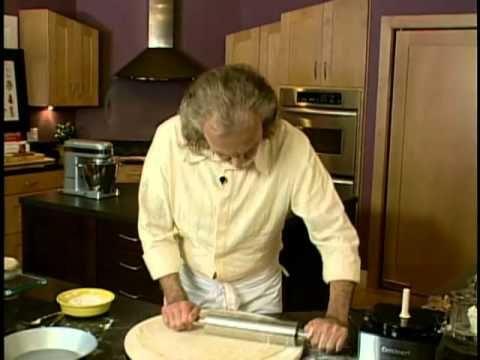 Cuisinart Basic Flaky Pastry Dough Recipe Video - YouTube