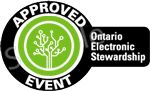 Recycle Your Electronics lets you look up the nearest electronic recycling drop-off locations based on postal code or address. Find a free drop-off near you