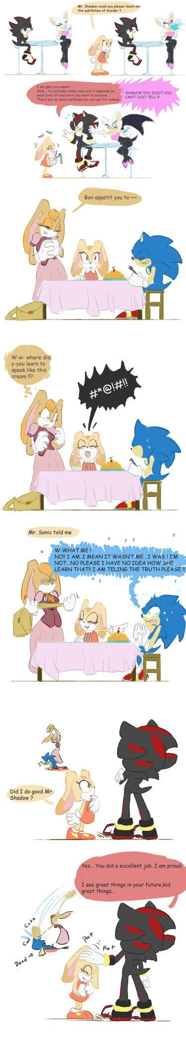 I always imagin how it would be if eclipse grow up with shadow Also this brother-relationship would be very sweet =///=
