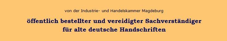 Need to translate page/.....  I think this 'translates' into the 8 different scripts. Alte deutsche Schrift / Altdeutsche Schrift / Sütterlin - Lesen - Abschriften