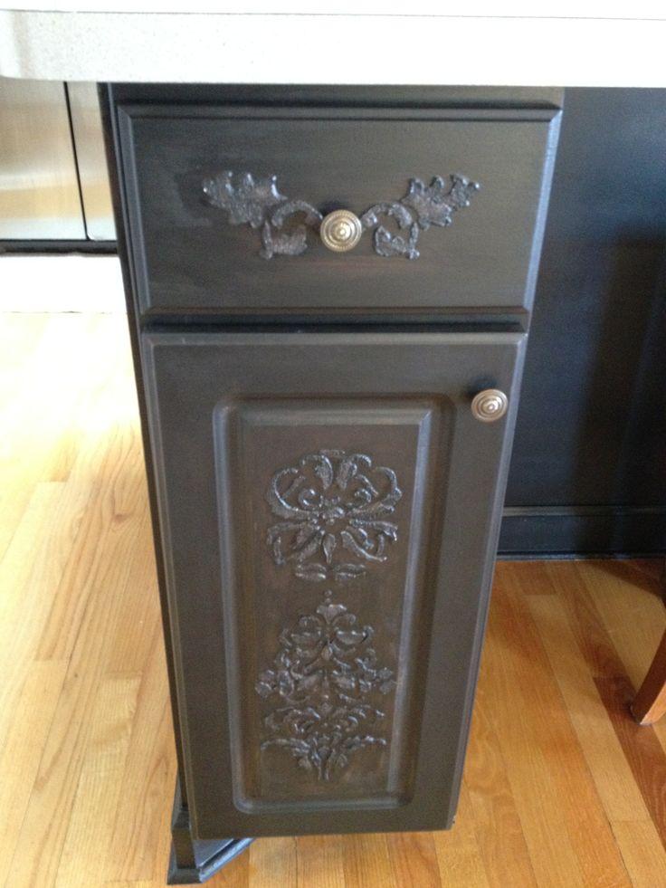 Kitchen Cabinet Stencils At Home Dept