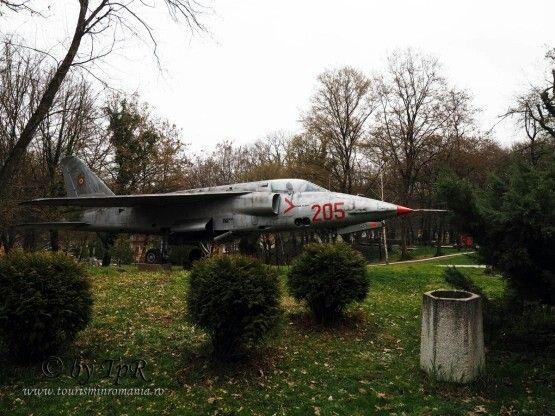 IAR-93, Arsenal Park