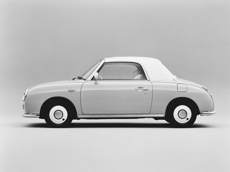 my dream car.. always has been, and always will be Nissan Figaro