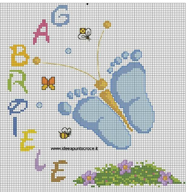 cross stitch pattern by syra1974.deviantart.com on @DeviantArt