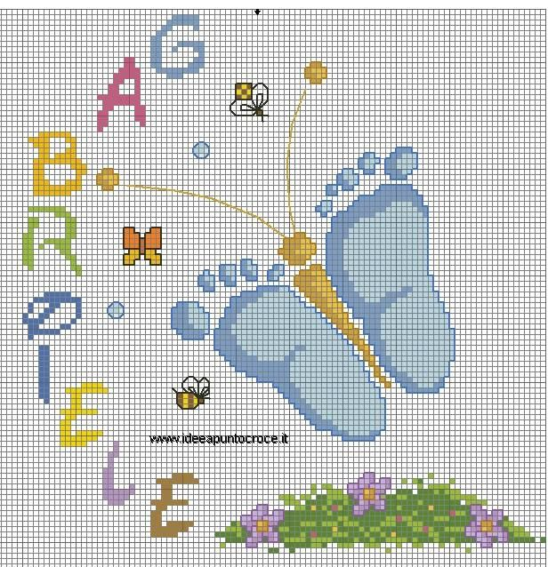 cross stitch pattern by syra1974.deviantart.com on @DeviantArt