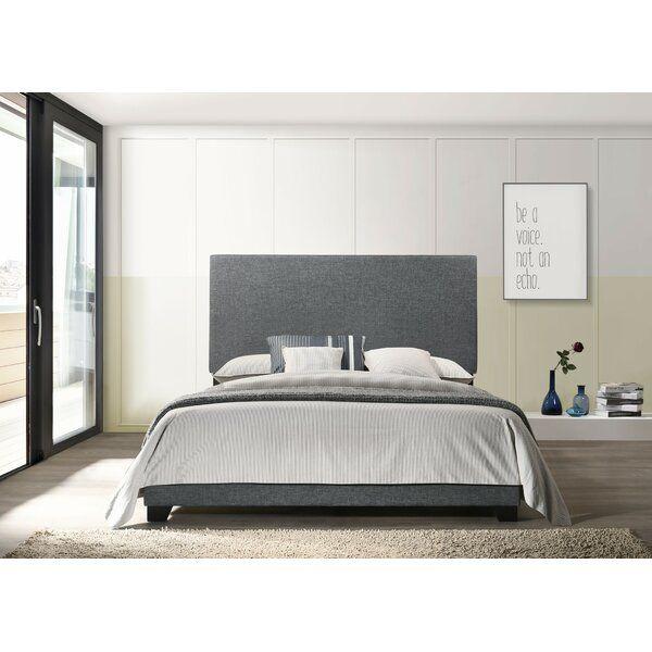 Adjustable Beds, Rebecca Upholstered Queen Platform Bed