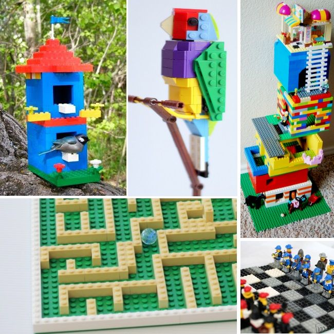 25 Awesome Lego Building Ideas For Kids That Go Way Beyond Building