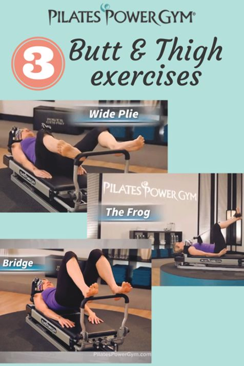 Pin on pilates before and after