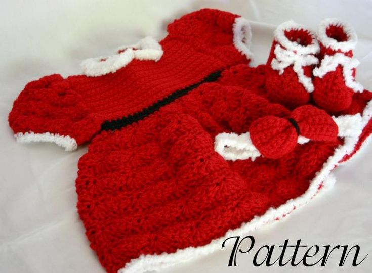 6 9 Month Girl Christmas Dresses