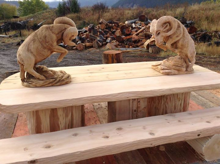 Wow those guys are good carver kings pinterest