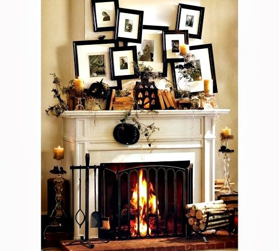 everyday Fireplace Mantel Decorating Ideas 28 Images