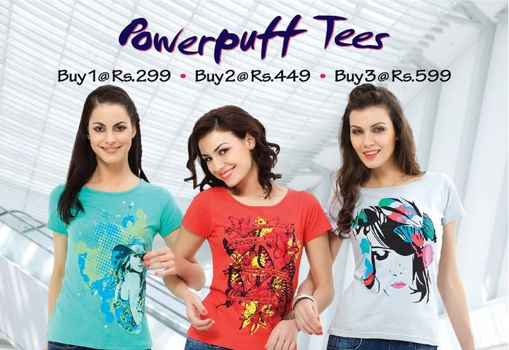 Power Puff Tees