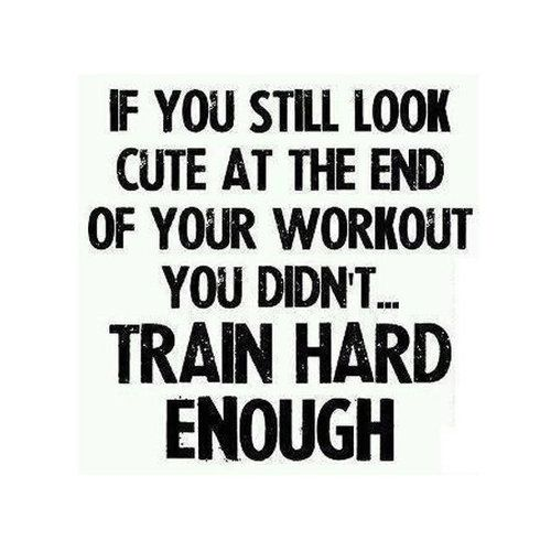 Isn't that they truth! My number 1 pet peeve is when girls go to the gym in full makeup and hair to gawk at the guys..and barely break a sweat.