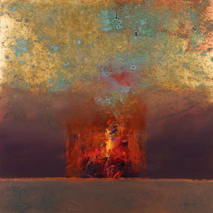 Steven DaLuz   American Neo-Luminist painter