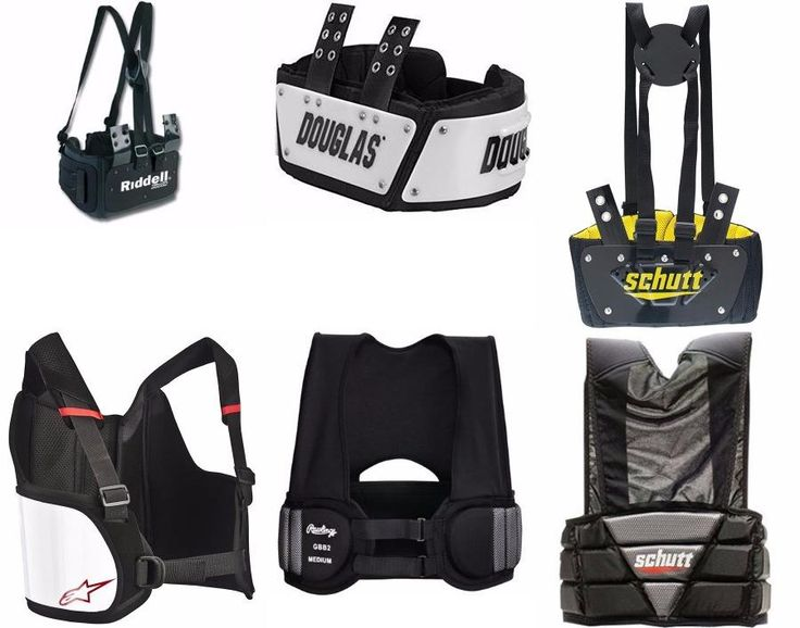 The Best Rib Protectors For Football Players http://www.shocpro.com/football-rib-protector/ #RibProtector #FootballRibProtector #Football #NFL #FootballGear
