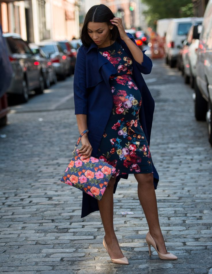 Flower Power feat. Tiffany Rose – Dress by Tiffany Rose, Maternity Style, Maternity Summer Outfit, Maternity Dress, Maternity Spring Outfit, Pregnant Style, Baby Shower Dress for Mom to be, Wedding Wear for Maternity, baby shower outfit, flower outfit